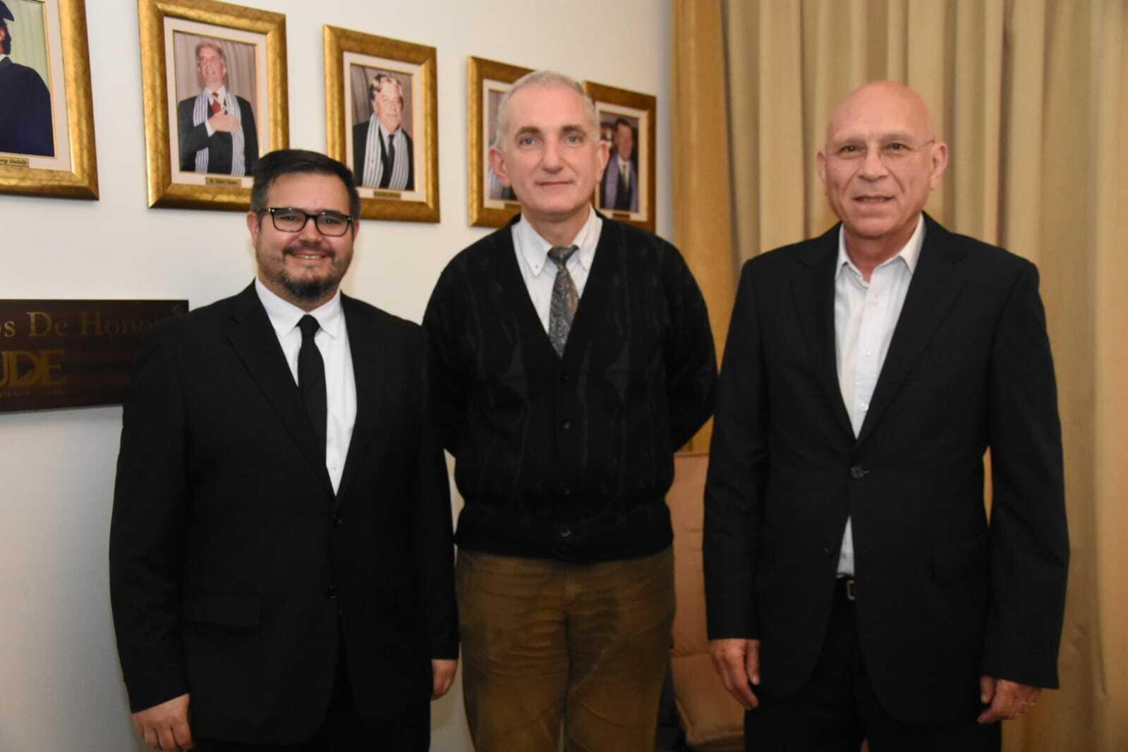 Convenio de Cooperación Académica <br>UDE – ISACA