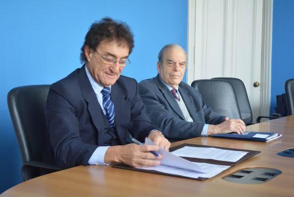 Dr. HC Jorge Abuchalja Cr. Roberto Brezzo