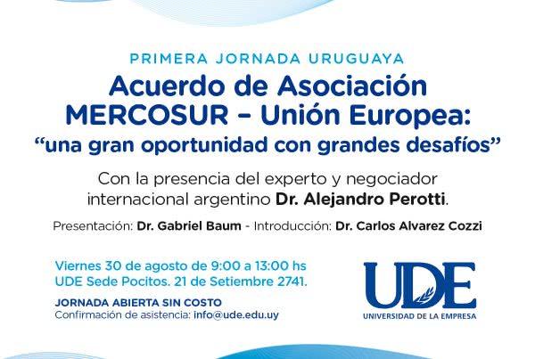 UDE Mercosur UE invitacion