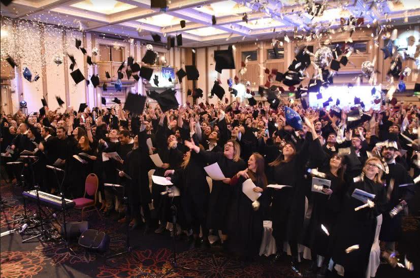 Graduación 2019 <br> Edición 21 aniversario
