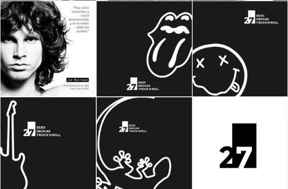 """Puerta 27"" <br>Apertura de una Original Muestra de Diseño 24"