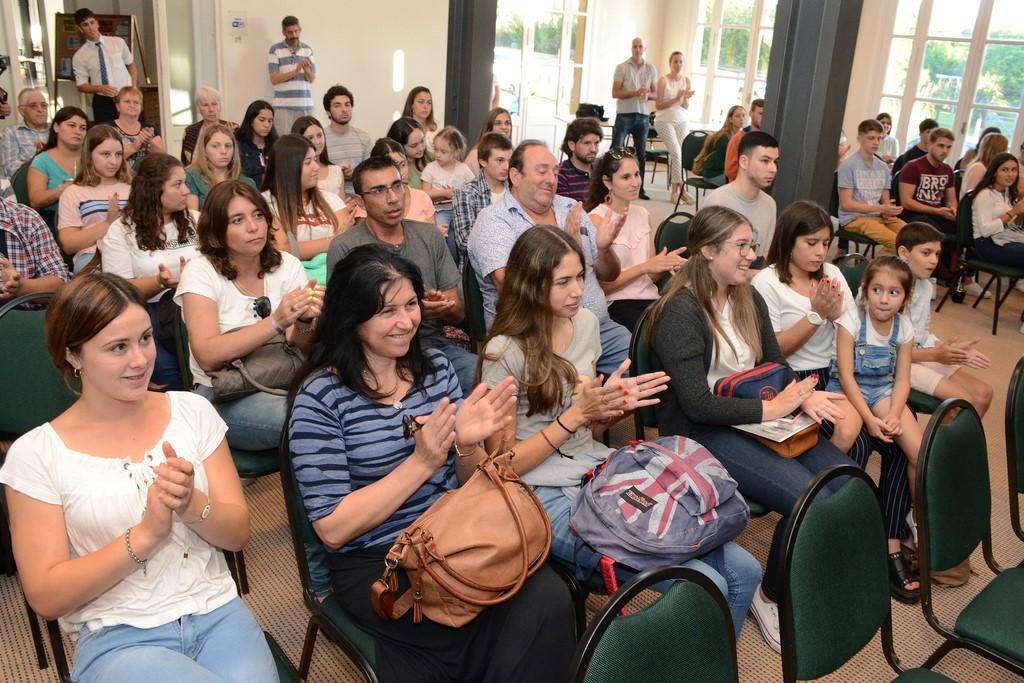 20 de setiembre: Seminario de Ingeniería e ISALUD <br>en UDE Colonia