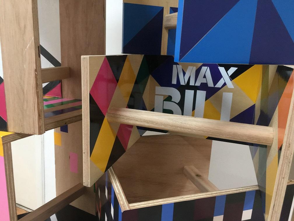 Homenaje al fundador de Bauhaus