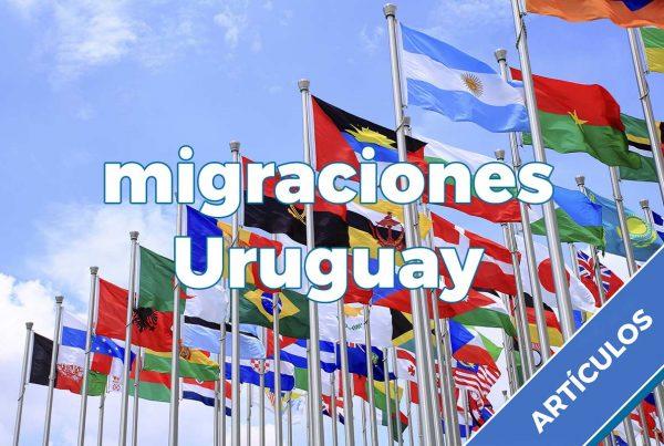 migraciones uruguay