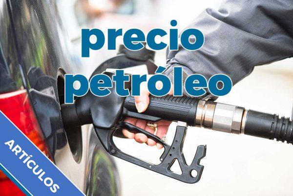 Precio del petroleo en Uruguay
