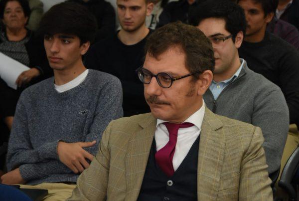 publico conferencia Gabrielli