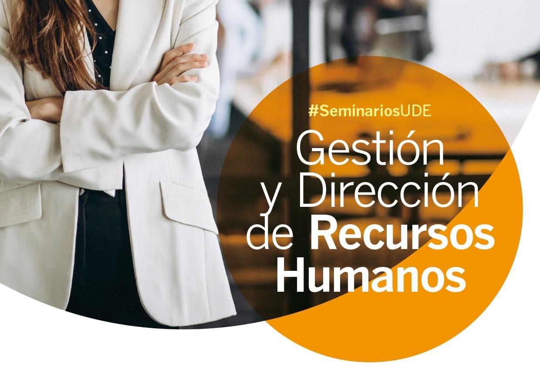 Gestión y Dirección de Recursos Humanos <br> 29 y 31 de octubre 19:00hs