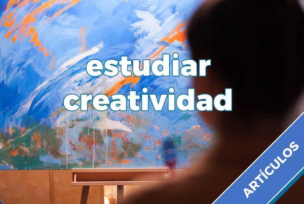 estudiar creatividad
