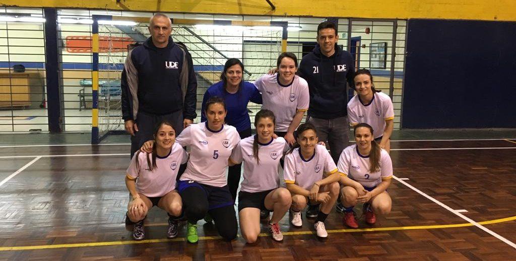 fútbol sala femenino ude