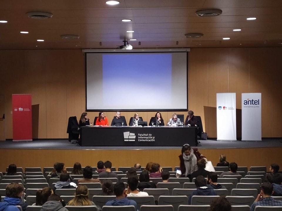 Primer Congreso de Investigadores en Publicidad <br> Activa participación de docentes de UDE