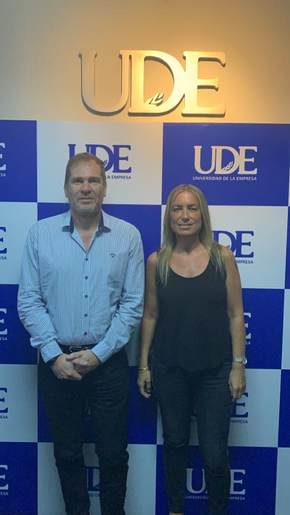 Intercambio académico <br> UCES | UDE 3