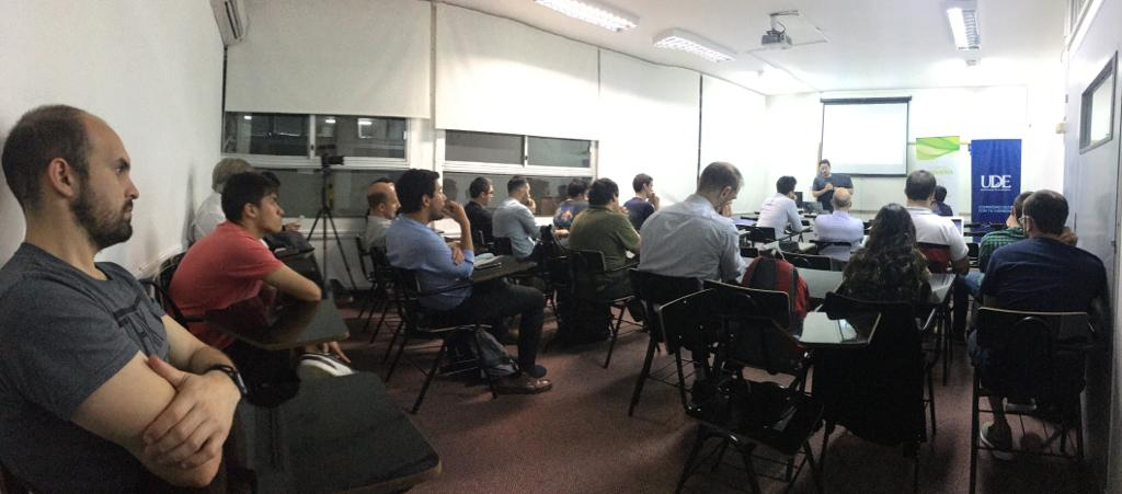 Introducción a Blockchain <br> en UDE Pocitos