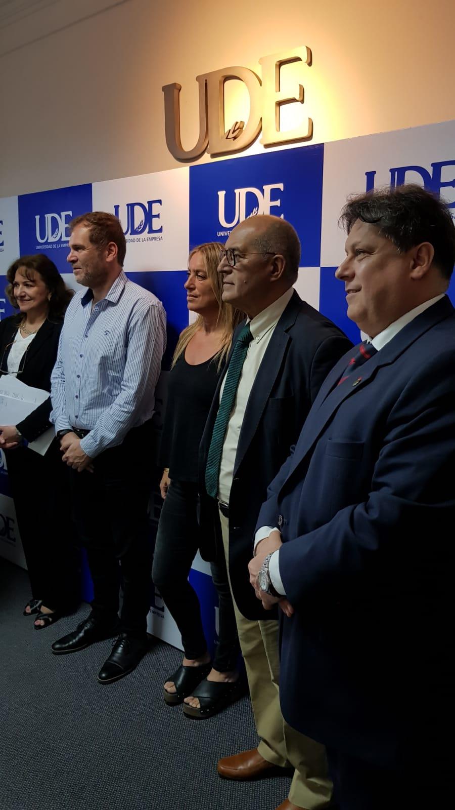 Intercambio académico <br> UCES | UDE 2