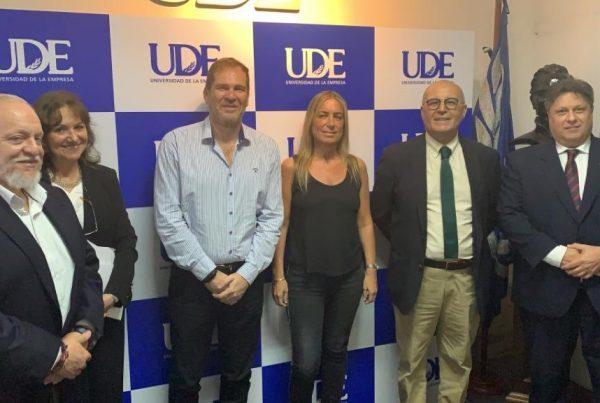 Intercambio académico <br> UCES | UDE 16