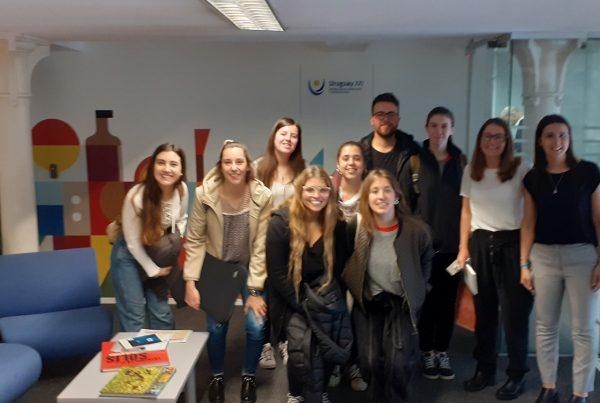 Estudiantes de Diseño en Uruguay XXI
