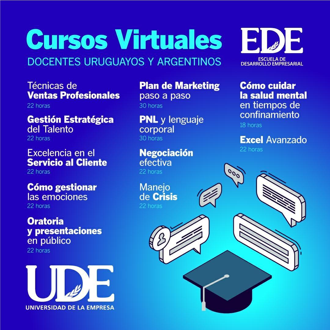 Nuevos cursos virtuales 1