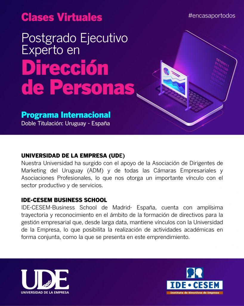 UDE IDE DirPersonas web