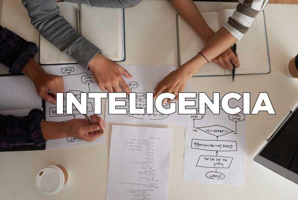 Cómo fuciona la inteligencia