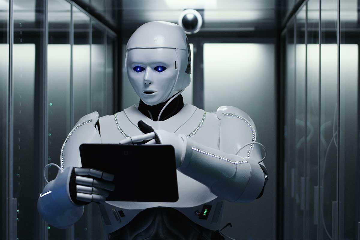 ¿Son tiempos de Robots?