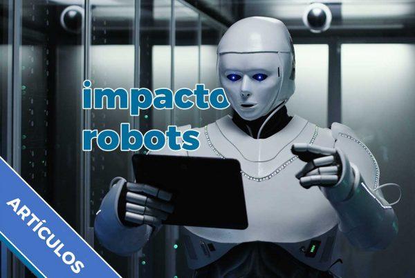 Impacto de los robots
