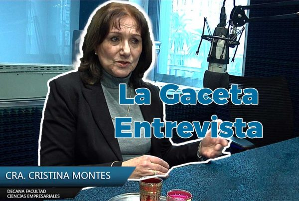 Entrevista Cra Cristina Montes
