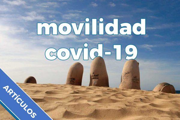 Movilidad covid-19