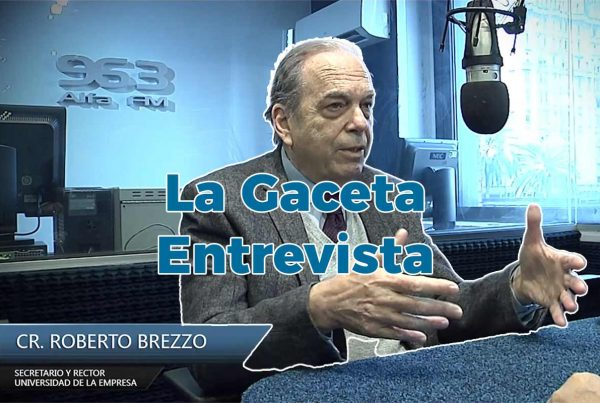 Entrevista Cr Roberto Brezzo