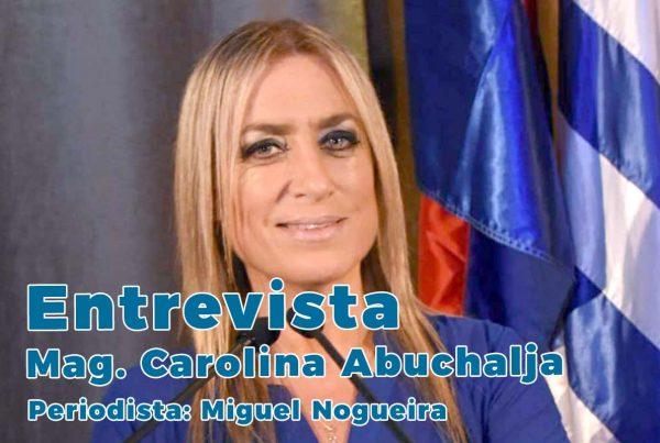 Mag. Carolina Abuchalja
