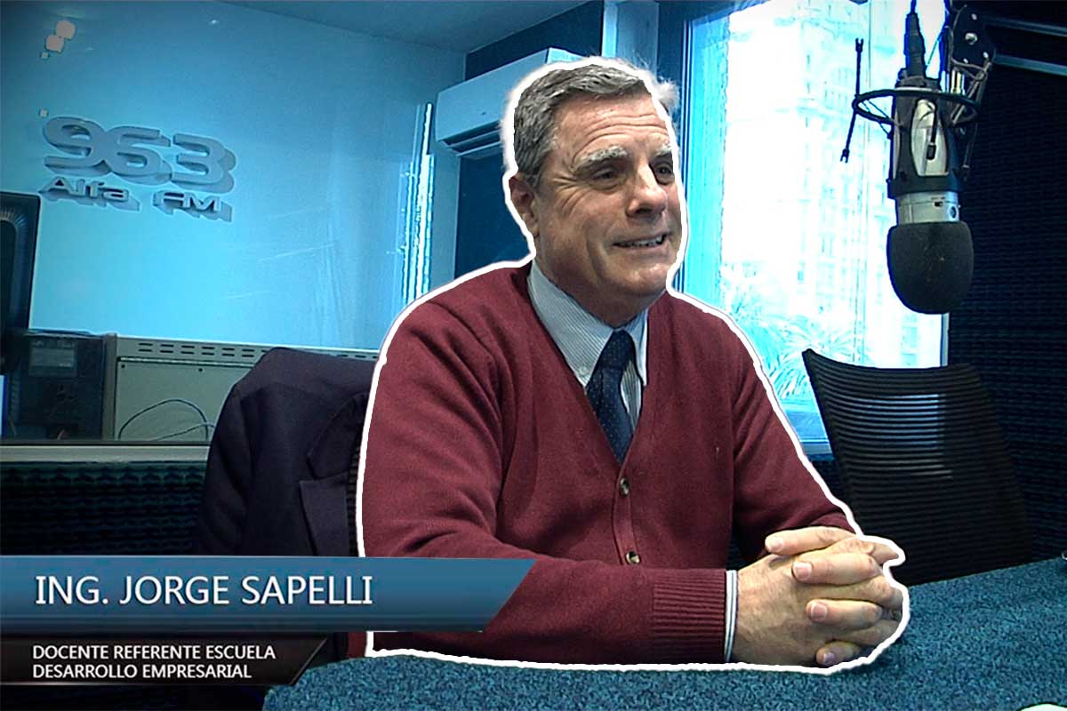 Entrevista al Ing. Mag. Jorge Sapelli