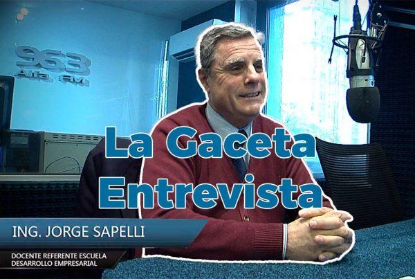 Jorge Sapelli Universidad de la Empresa