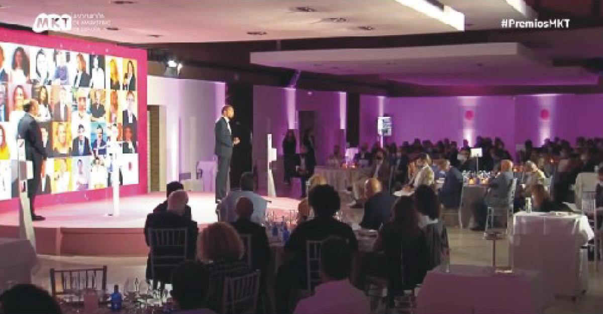 gala premios marketing