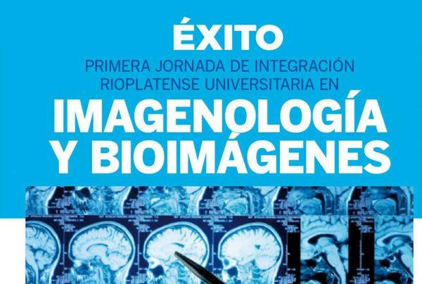 Jornada de Integración Imagenología y Bioimágenes