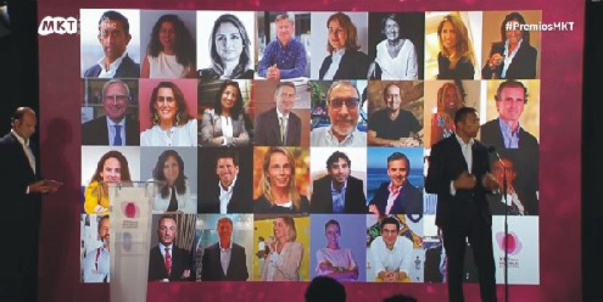 Palabras Dr. Jorge Abuchalja – Premios Marketing de España