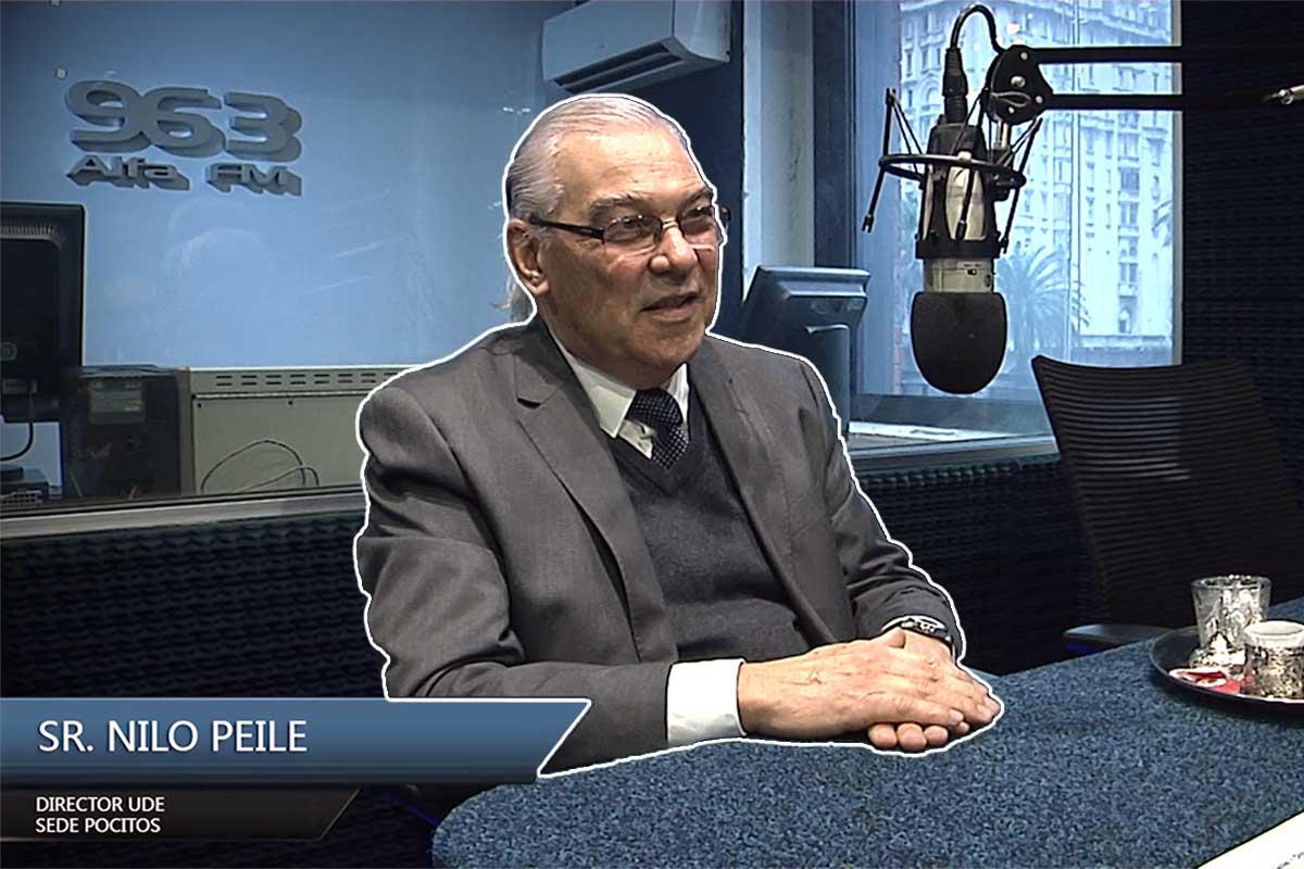 Entrevista a Nilo Peile – Director de la sede Pocitos