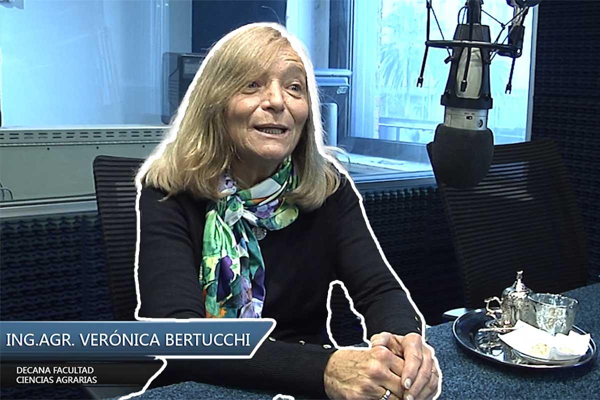 Entrevista Ing. Verónica Bertucchi – Decana de la Facultad de Ciencias Agrarias