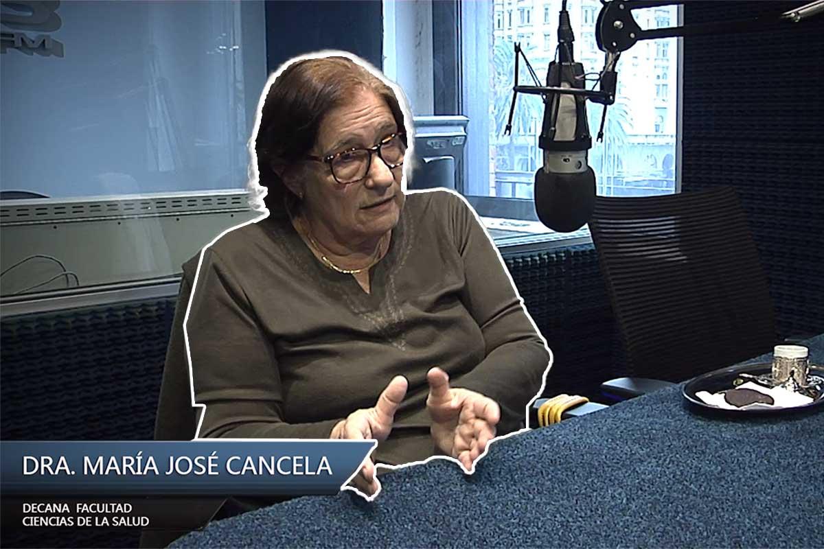 Entrevista Dra. María José Cancela – Decana de la Facultad de Ciencias de la Salud