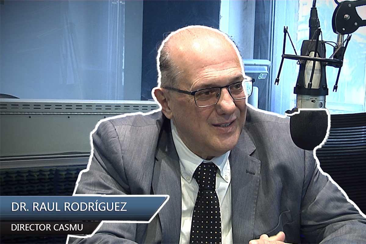 Entrevista al empresario Dr. Raúl Rodriguez