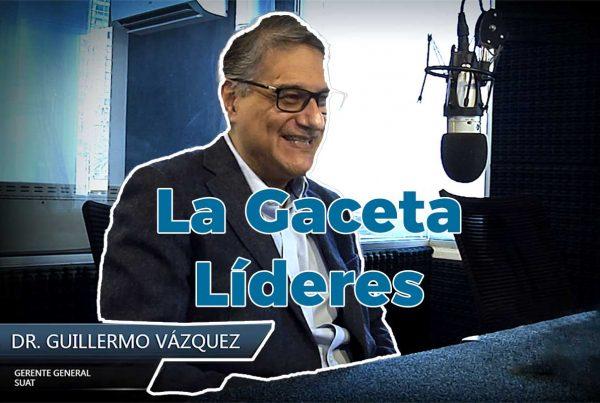 Guillermo Vázquez SUAT