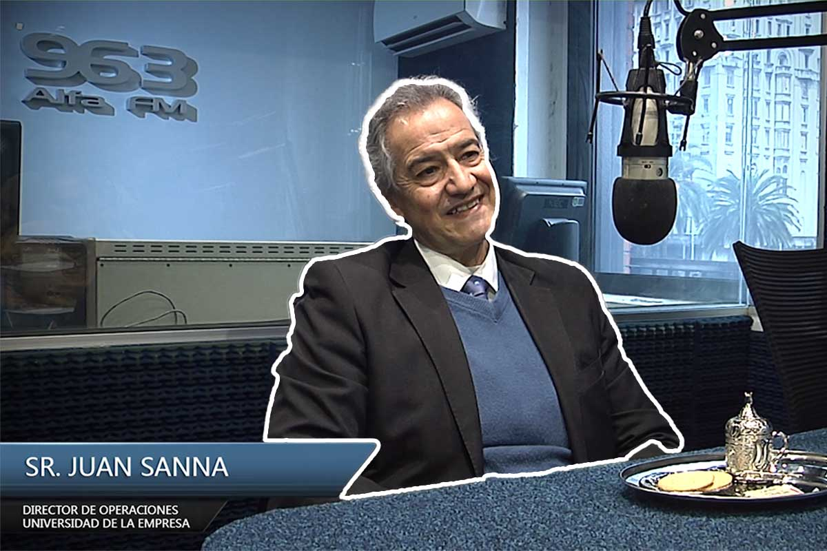Entrevista al Sr. Juan Sanna, Director de Operaciones