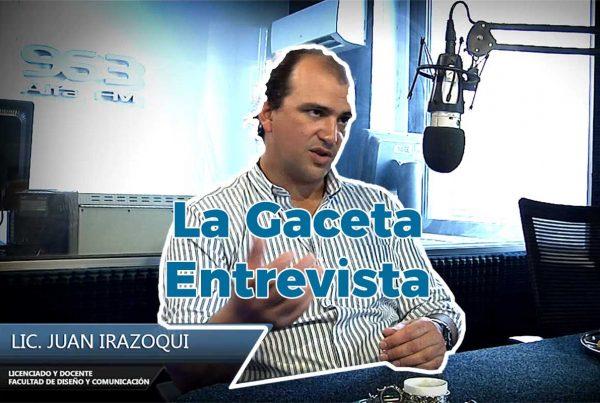 Lic. Juan Irazoqui