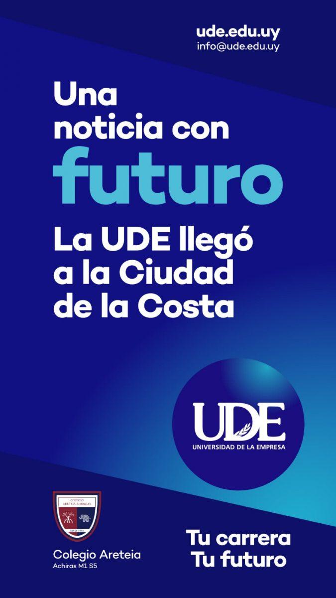 Estudiar UDE en Ciudad de la Costa