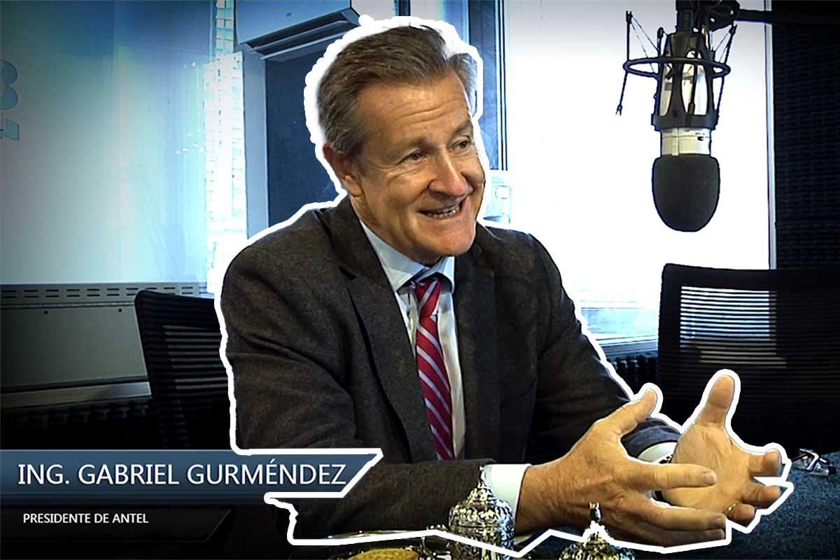 Entrevista al Presidente de Antel Ing. Gabriel Gurméndez