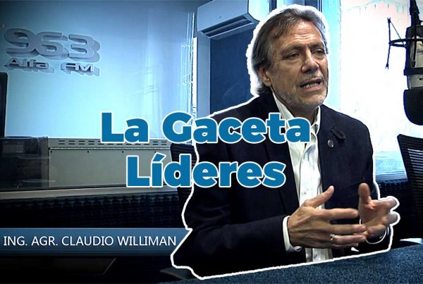 ingeniero agrónomo Claudio Williman