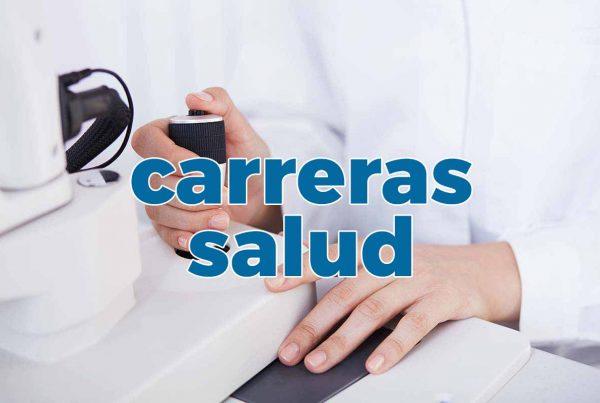 Carreras Salud