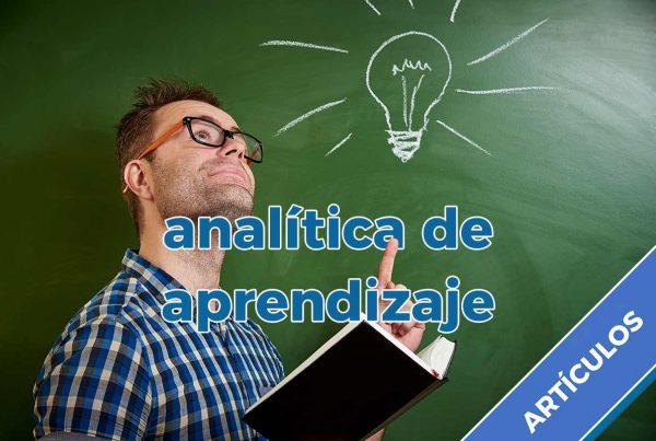analítica de aprendizaje