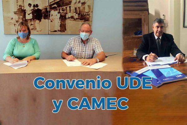Convenio UDE CAMEC
