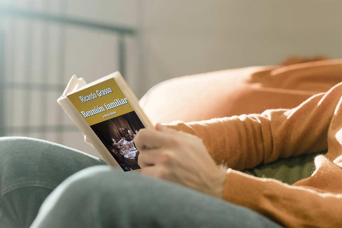 """Nuevo trabajo literario: """"Reunión familiar y otras obras"""""""