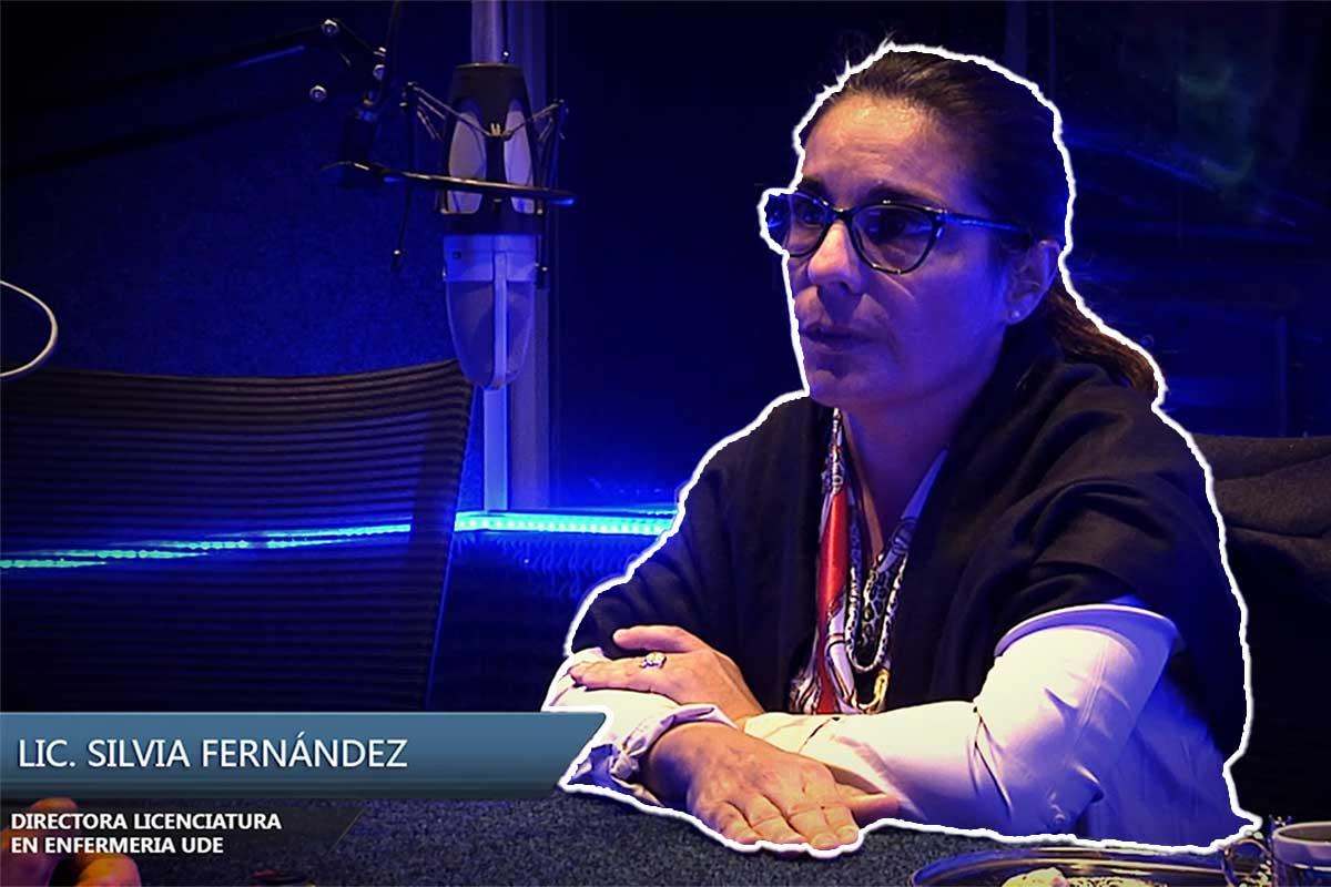Entrevista Silvia Fernández Directora Licenciatura en Enfermería