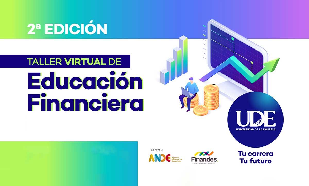 Nuevo taller virtual de Emprendedurismo