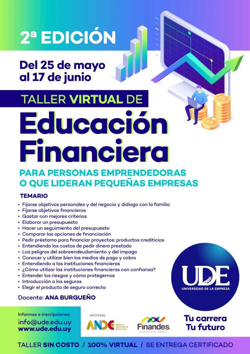 Taller educación financiera